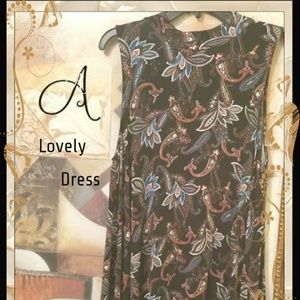 Astonishing sleeveless DRESS